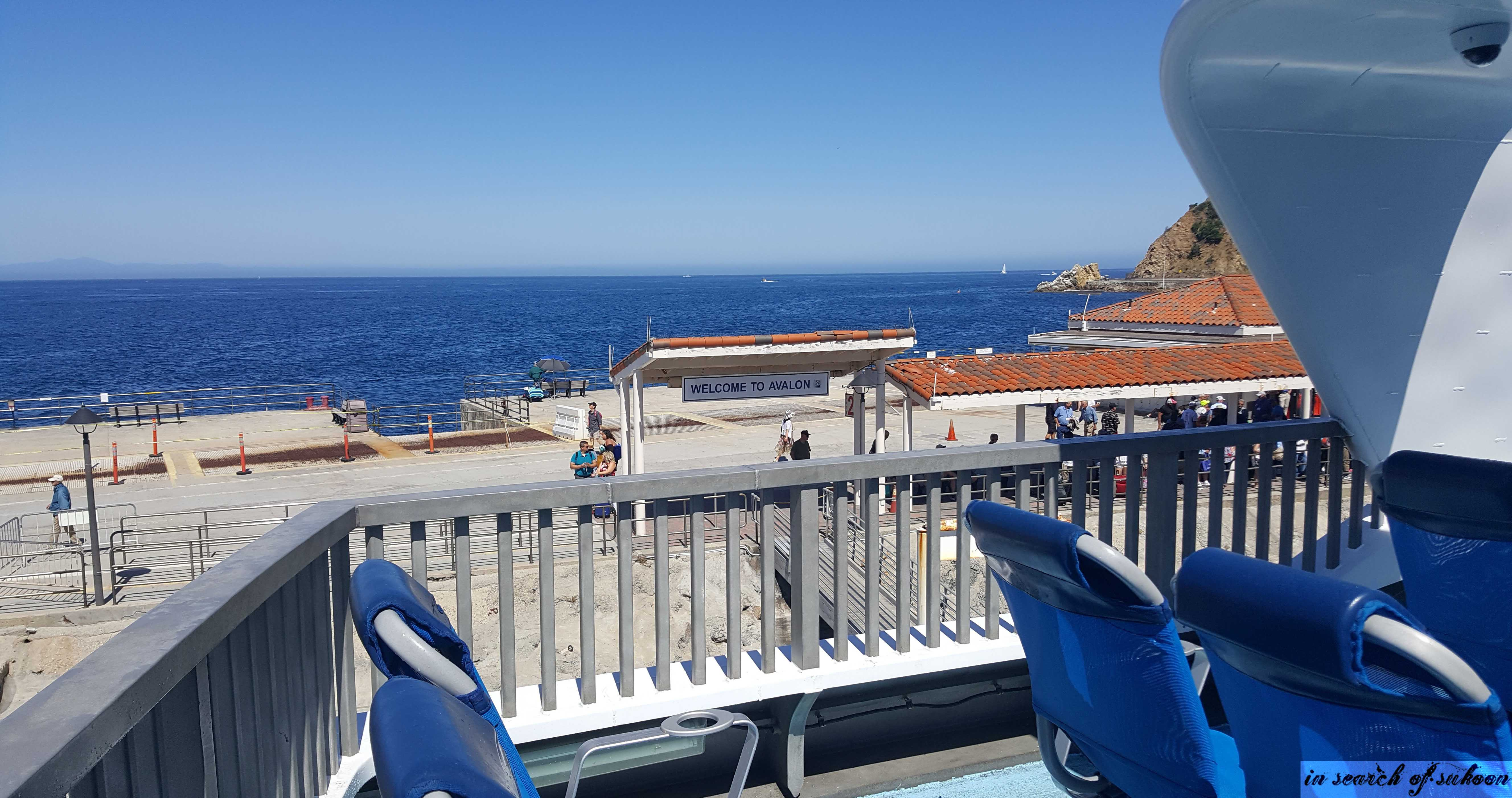 Catalina Island Day Trip Packages